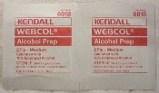 Alcohol Preps (2-pack)