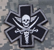 Tactical Medic Patch (Pirate_)