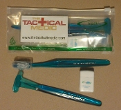 h-PAK 3-in-1 Oral Hygiene Pack