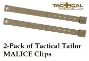 Tactical Tailor MALICE Clip (Long) Coyote - 2 Pack