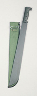 "21"" Machete w/ Sheath"