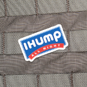 iHump Sticker