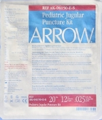 Pediatrc Jugular Puncture Kit- EXPIRED