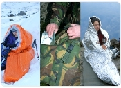 Blizzard Emergency Sleeping Bag