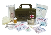 Military First Aid Kit, GI SPEC GEN PURPOSE