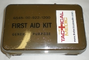 Military First Aid Kit, Enhanced