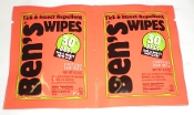 Ben's® 30 Travel Size Wipes, 2-Pack
