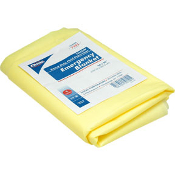 Yellow Emergency Blanket