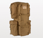 Warrior Aid and Litter Kit (WALK) - Coyote Brown  (bag only)