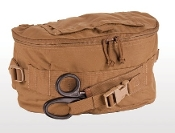 North American Rescue Squad Medics Bag - Coyote Brown