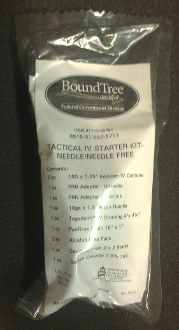 Boundtree - Tactical IV Starter Kit--exp