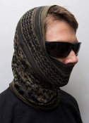 Multi-wrap Face/Neck Cover
