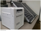 YinkaBOX-HSK1800s, SLA with 80W Solar Panel
