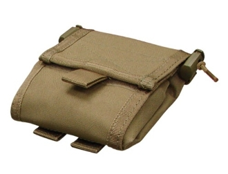 Roll - Up Utility Pouch - tan