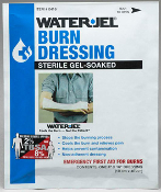"Water Jel 4"" X 16"" Burn Dressing"