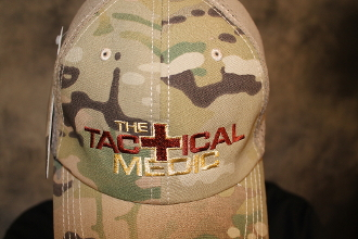 The Tactical Medic Ball-Cap