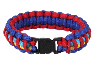 Survival Bracelet Autism Awareness