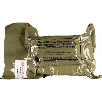 Hypothermia Prevention and Management Kit