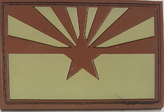 Arizona PVC Flag