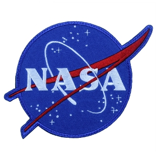 "NASA ""Meatball"" Moral Patch"