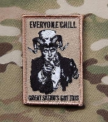 Great Satan's Got This Patch
