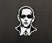 DB Cooper Patch