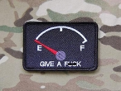 Give a Fuck Gauge Patch