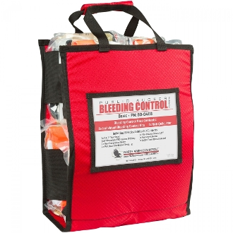 Public Access Bleeding Control 8-Pack - Vacuum Sealed