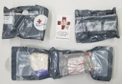 "FCP-GZ 4"" Bandage Kit (Gray packaging)"