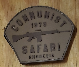 """Communist Safari"" Morale Patch"