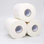 Solimo 2-Ply Toilet Paper (350 Sheets per Roll)