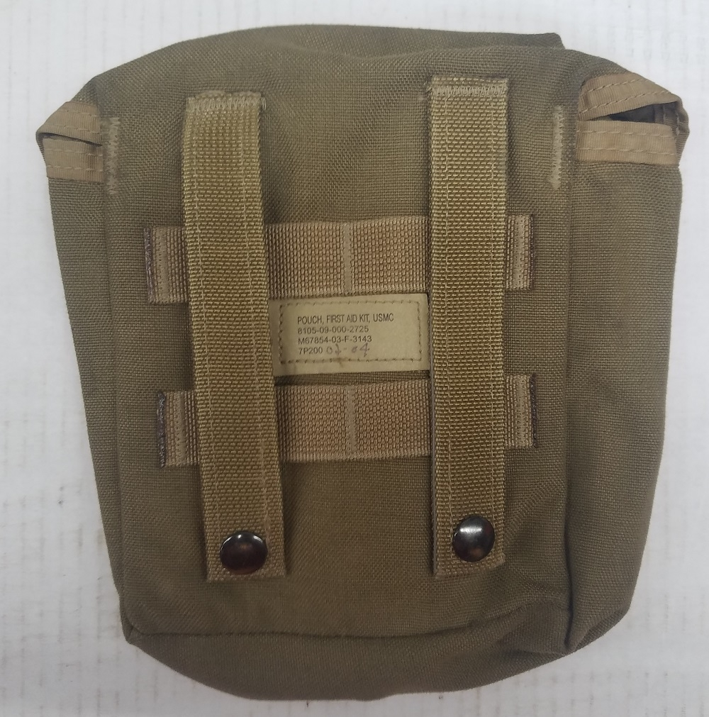 USMC IFAK-A1 pouch (Pouch only, does not come with insert)